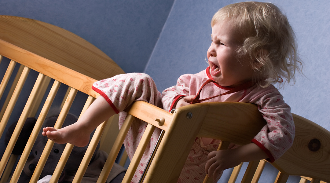 The four R's: Toddler Sleep